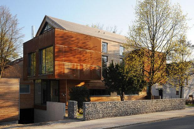 Modern Häuser by Carlos Zwick Architekten