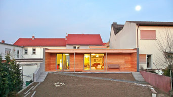 Erweiterung eines Einfamilienhauses, Saulheim