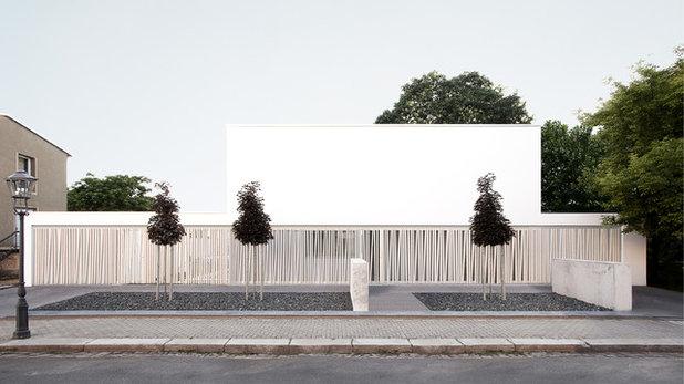 Modern Häuser by steimle architekten