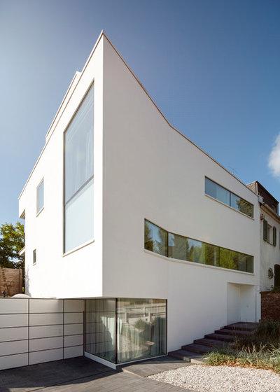 Modern Häuser by falke architekten