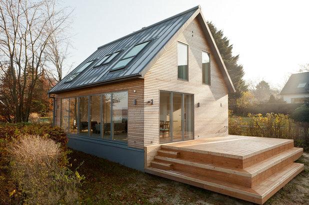 Modern Häuser by Thomas Ebert Fotografie und Videoproduktion
