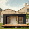 Built-Ins and Space Planning in a 205-Square-Foot Prefab