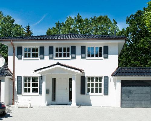 Häuser mit Walmdach Ideen, Design & Bilder | Houzz