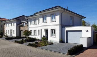 Häuserensemble Spickermannweg, Straßenseite