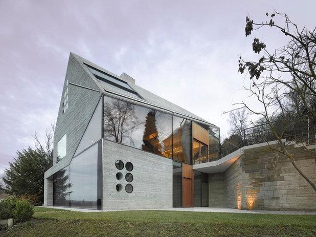 Modern Häuser by MBA/S Associates architecture urbanism landscape