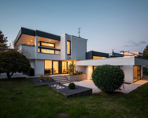 Modernes Haus In Frankfurt Am Main