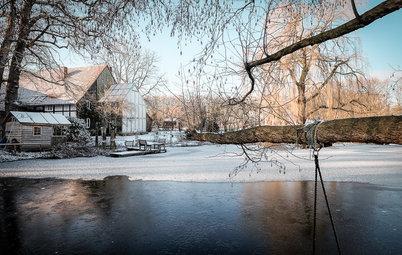Kleine Fluchten: 18 winterliche Gärten zum Träumen