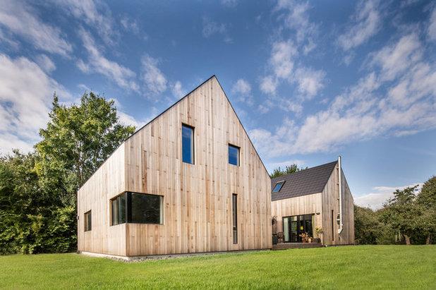 Modern Häuser by Frank Jasper - Fotografie und Film