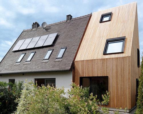 skandinavisches haus und fassade ideen f r die. Black Bedroom Furniture Sets. Home Design Ideas