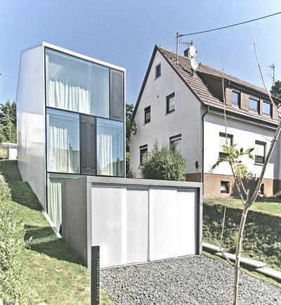 Contemporary Exterior by FINCKH ARCHITEKTEN BDA