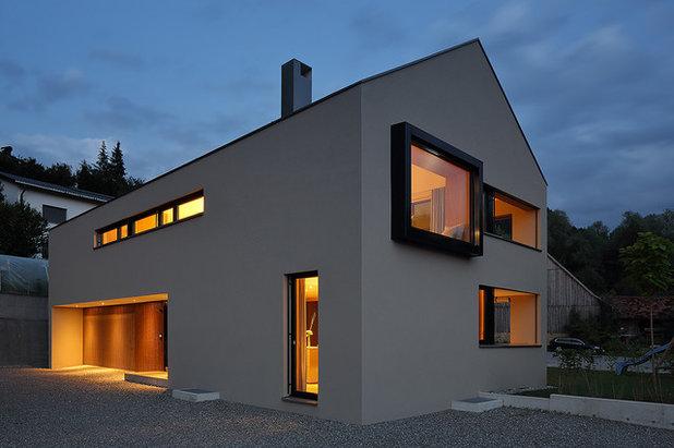 Modern Häuser by RADON photography /      Norman Radon