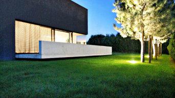 Haus H - Nacht