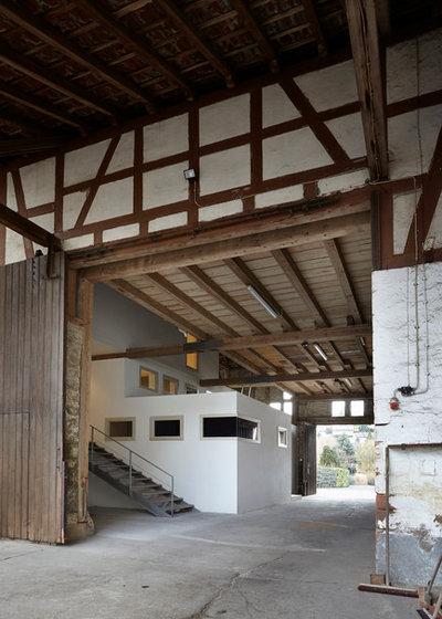 Современный Фасад дома by ab.rm