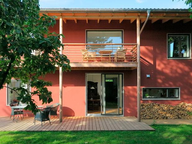 Modern Häuser by Schauer + Volhard