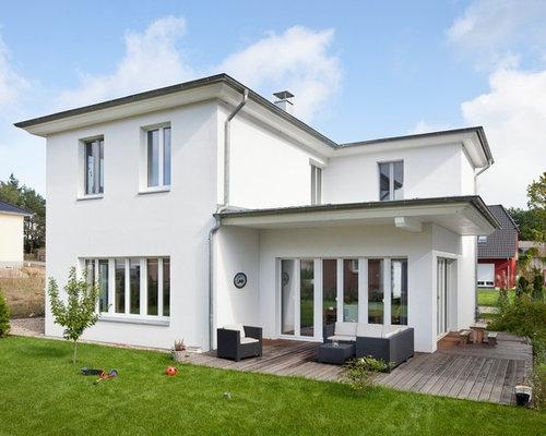 Hausfassade modern streichen  Hausfassade Modern Streichen ~ Inspiration über Haus Design