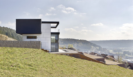 Building a House on a Slope
