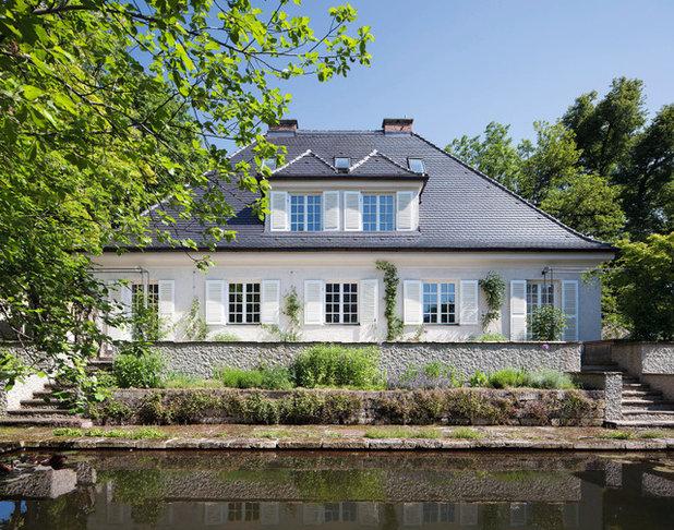 Klassisch Häuser by Hannes Rössler Architektbüro