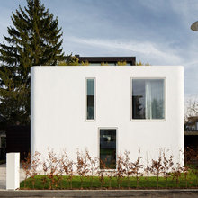 Casas Houzz: Una vivienda de atractivas curvas en Colonia