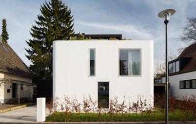 Houzzbesuch: Ein Kölner Einfamilienhaus mit attraktiven Rundungen