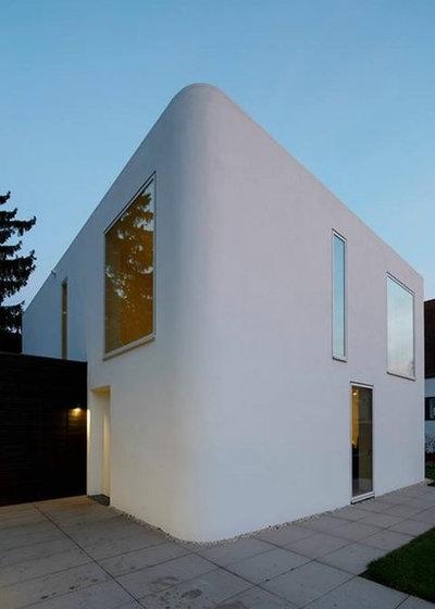 Contemporáneo Fachada by falke architekten