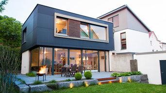 Haus R in Laupheim