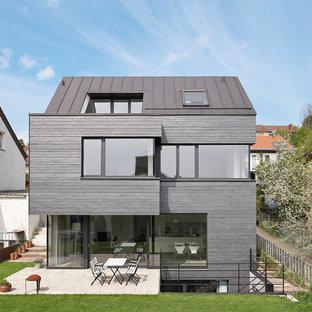 Moderne Hauser Mit Walmdach Ideen Design Bilder Houzz