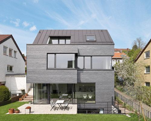 H user und fassaden mit walmdach ideen f r die haus - Walmdach moderne architektur ...