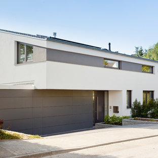 Moderne Hauser Mit Pultdach Ideen Design Bilder Houzz