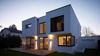 Haus_T Gartenansicht
