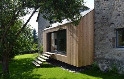 Für Unentschlossene: Ein Haus aus Holz oder Mauerwerk bauen?