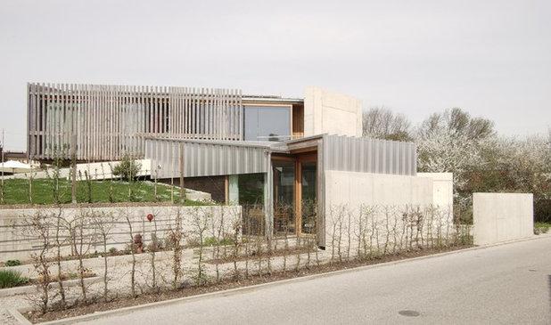 Modern Häuser by Sikora Architektur