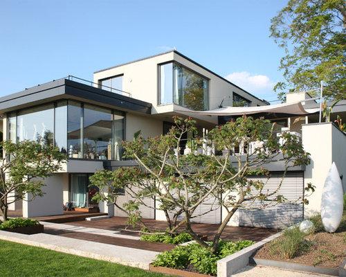 asiatische terrasse ideen design bilder houzz. Black Bedroom Furniture Sets. Home Design Ideas