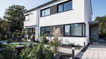 HausS - Neubau Einfamilienhaus mit Doppelgarage in Salach