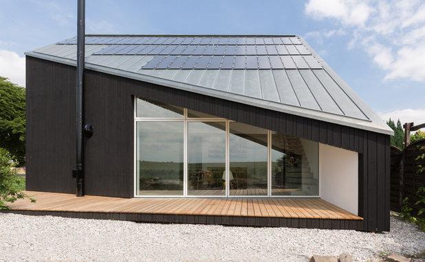 Modern Häuser by Blässe Laser Architekten bla°