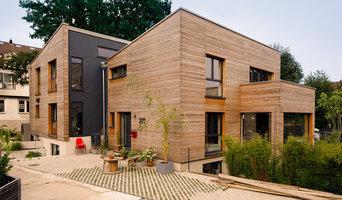 Holzhaus Düsseldorf: Natürlich wohnen inmitten der Stadt