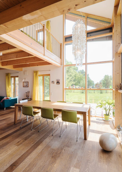 Modern Häuser by KRÖGERhausplan