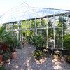 Visita privada: Un invernadero que es terraza, jardín ¡y casa!