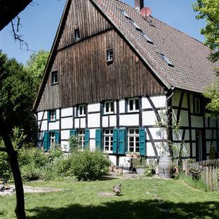 Houzzbesuch: Eklektisch Wohnen in einem Bauernhof von 1791 in Essen