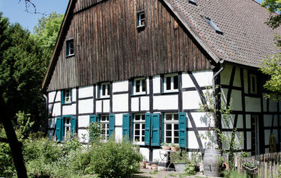 My Houzz: Modern Living on an 18th-Century German Farm