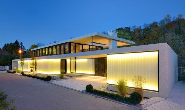 Von pult bis mansarddach hier kommen die beliebtesten dachformen - Dachformen architektur ...
