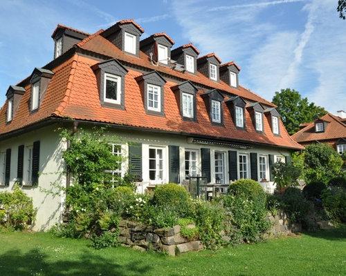 Landhausstil garten ideen f r die gartengestaltung houzz for Gartengestaltung landhausstil