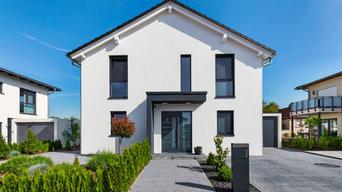 Klassisches Einfamilienhaus - Straßenseite