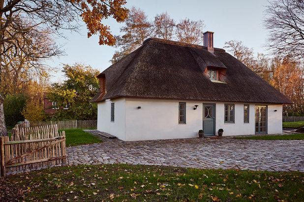 Casa de campo Fachada by grotheer architektur