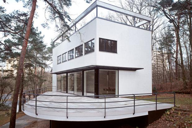 Современный Фасад дома by Heinle, Wischer und Partner I Dresden
