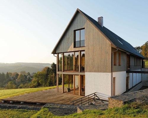 Landhausstil haus  Landhausstil Haus - Ideen, Design & Bilder