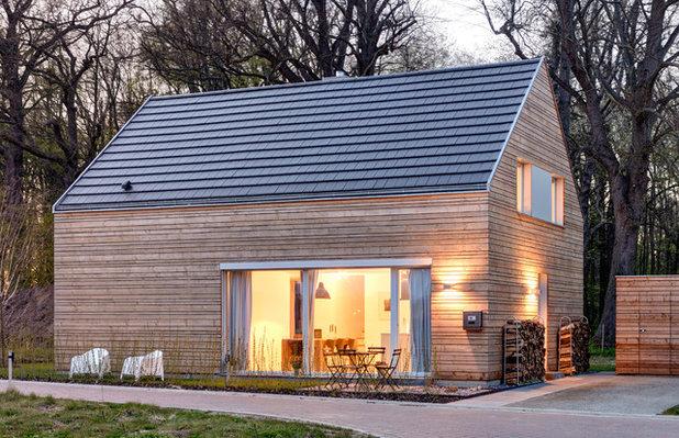 Modern Häuser by dobelstein Architektur