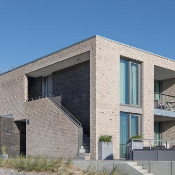 Maritimes Architekten-Ferienhaus an der Ostsee