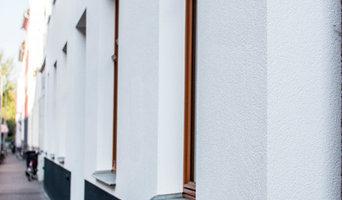 Mehrfamilienhaus, Köln - Straßenansicht