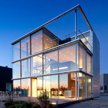 Minimalistisch Häuser