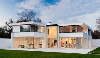 Wohnhaus mit Keller Minimal Windows